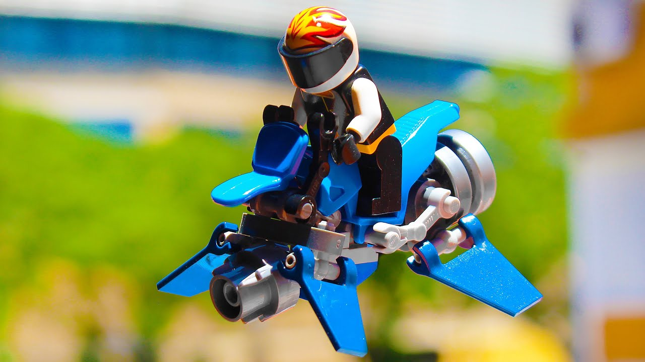 Lego Oppressor MKII from GTAV