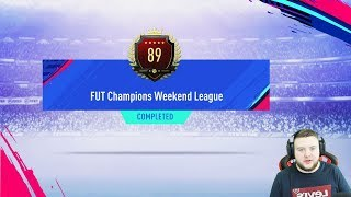 INSANE TOP 100 FUT CHAMPIONS REWARDS + 4 RED PLAYER PICKS! FIFA 19 Ultimate Team