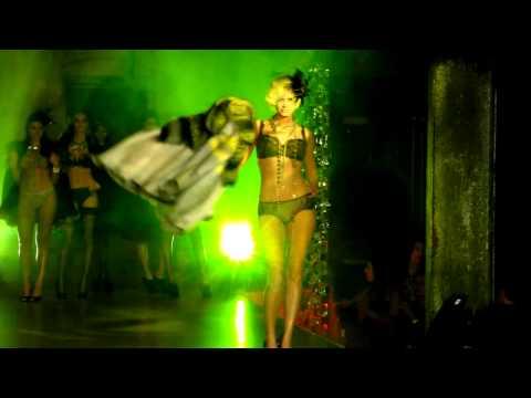2011 Lingerie Francaise Paris Fashion Show Part Two