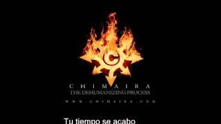 Chimaira - The Dehumanizing Process (subtitulado español)
