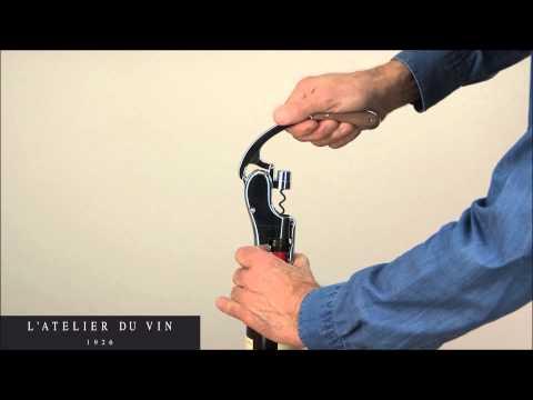 L'Atelier du Vin Oeno Motion kurkentrekker