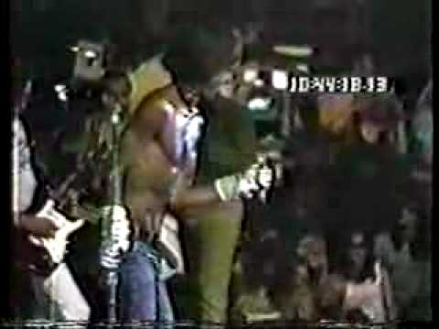 Iggy and the Stooges Live Cincinatti 1970