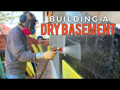 , title : 'Building A Dry Basement | Waterproofing and More