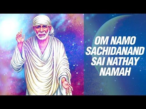 Om Namo Sachidanand Sai Nathay Namah by Suresh Wadkar   Sai Baba Mantra Songs (Full)