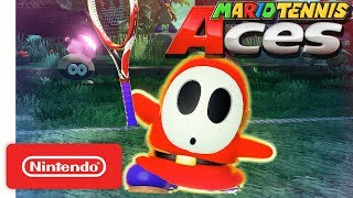 Mario Tennis Aces - Shy Guy - Nintendo Switch