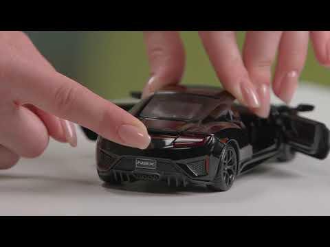 """Мод. Маш. 1:32 Honda Acura NSX """"Коснись и поехали"""" 68390"""