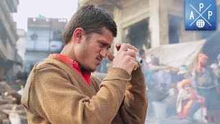 Who Are The Death Photographers Of Varanasi?