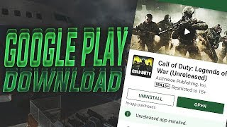 cod mobile download play store - TH-Clip