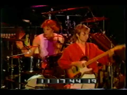 The Police - Murder By Numbers - Live in Oakland 10th sept 1983