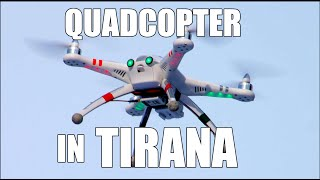 preview picture of video 'Quadcopter First Person View - Tirana'