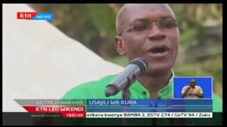 KTN Leo: Raila Odinga na Moses Wetangula wafanya ziara ya kuwahamasisha watu kujisajili Bungoma