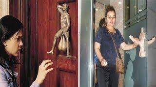 Most Creative And Unusual Designs Of Door Handles And Door Knockers