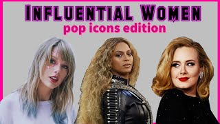 Iconic Singers - Girl Power Playlist 🎵