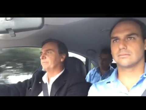 MaisTV: Bolsonaro desembarca na PB em busca de apoio para 2018