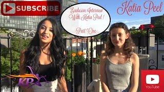 Teen Model-Interview Part 1 (Katia Peel)