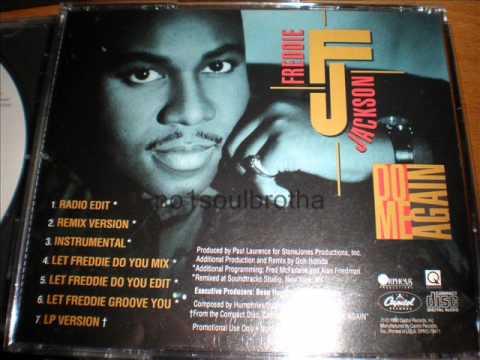 "Freddie Jackson ""Do Me Again"" (Let Freddie Do You Mix)"