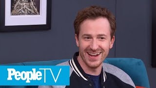 Joe Mazzello On Birthday Surprise He Got From Spielberg While Shooting 'Jurassic Park' | PeopleTV