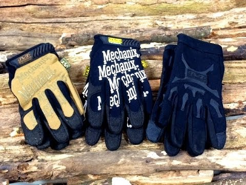 Mechanix Gloves: Best EDC and Shooting Gloves