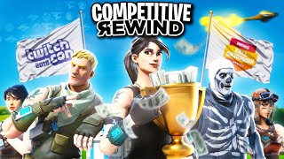 The Fortnite Rewind: Esports