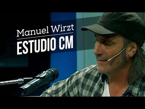 Manuel Wirzt video Entrevista - Estudio CM - Mayo 2015