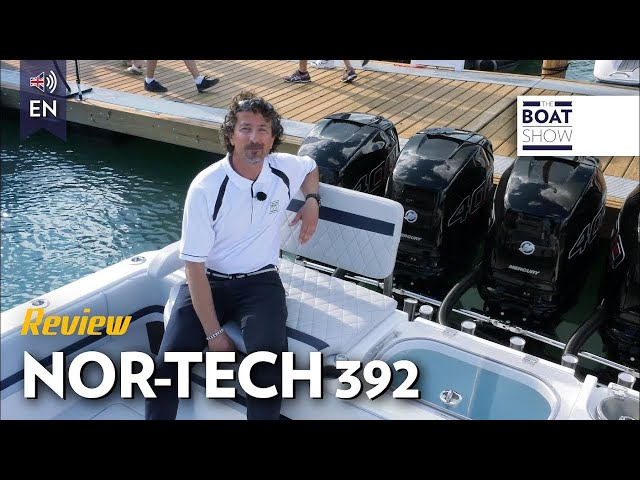[ENG] NOR-TECH 392 - Review - The Boat Show