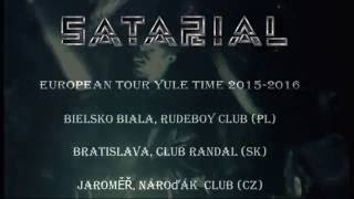 Video SATARIAL - Manifest of paganism ( live in Bielska Biala, Poland)