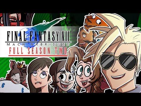 Final Fantasy 7: Machinabridged (FF7MA) – COMPLETE Season 2 - TeamFourStar (TFS)