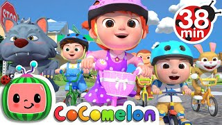 You Can Ride a Bike + More Nursery Rhymes & Kids Songs - CoComelon