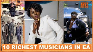 10 Richest Musicians In East Africa And Their Current Net Worth 2020 !!!!