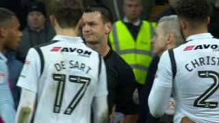 SHORT MATCH ACTION | Aston Villa 1-0 Derby County