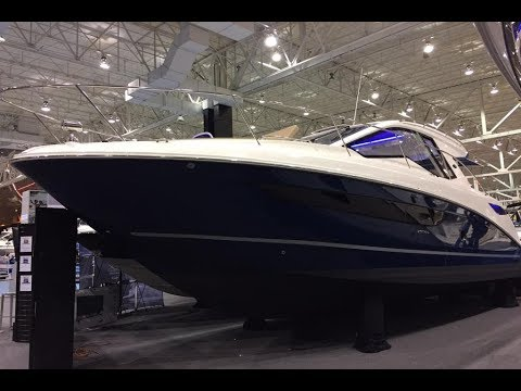 Sea Ray 350 Coupe video