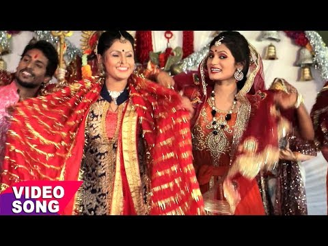 2017 सुपरहिट देवी गीत - Sunar Lagelu Chunariya Me - Antra Singh Priyanka - Bhojpuri Devi Geet