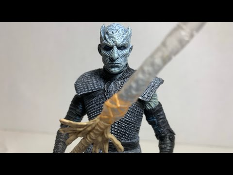 Game Of Thrones McFarlane Toys Night King Action Figure Review