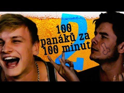 100 PANÁKŮ ZA 100 MINUT! part.2