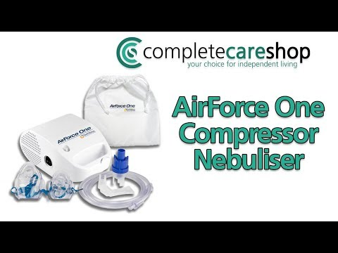 Compressor Nebuliser Features
