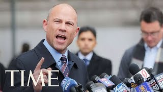 Press Conference To Announce Charges Against Attorney Michael Avenatti   TIME