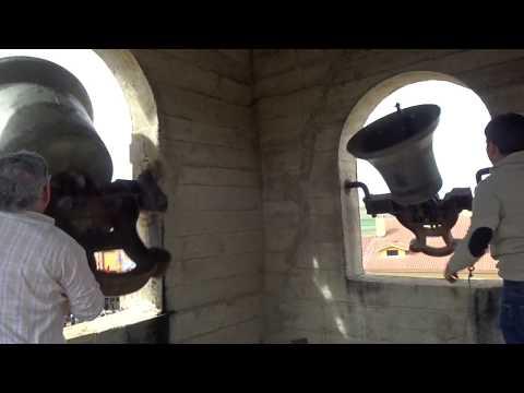 Viloria de Rioja. Burgos, Volteo Final. Campanas campanes bells sinos cloches glocken