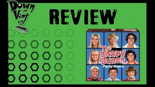 The Brady Bunch Party Game Review