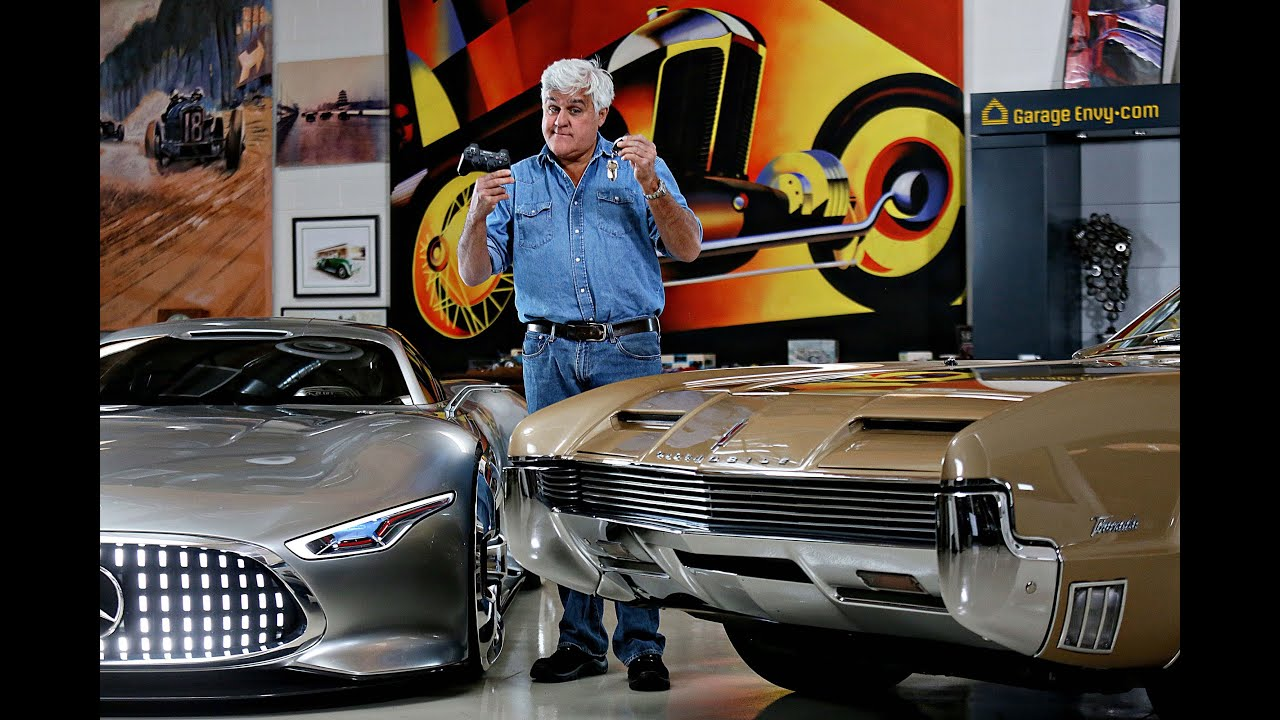 Jay Leno Takes Gran Turismo 6 for a Test Drive