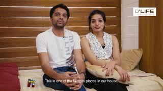 Interior Design For Mr. Dharmarajan & Mrs. Bhavnas Home In Bangalore |  DLIFE Home Interiors