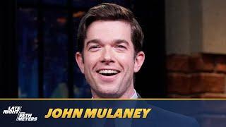 John Mulaney Tells Seth About His Eventful Year