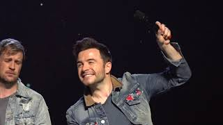 """Westlife """"I Have A Dream ~ Unbreakable ~ Fool Again ~ Queen Of My Heart"""" 18.6.2019 Nottingham"""