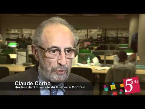 Vidéo de Claude Corbo