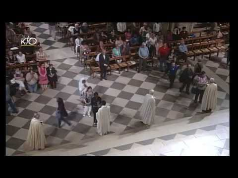Messe du 13 juin 2014