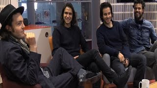 The Musketeers return to our screens - London Live (2015)