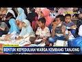 VIDEO - Santuni Ratusan Yatim Piatu Warga Kembang Tanjong Siapkan Anggaran 120 Juta Lebih