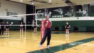 Art Of Coaching Volleyball - Hitting (Portland Clinic)
