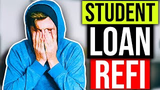 Don't Make This MISTAKES When You Refinance - SoFi Private Student Loan Debt Refinance
