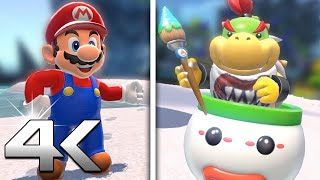 Super Mario 3D World + Bowser's Fury - New Story Mode + Features (4k HD Trailer)