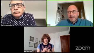 Entrevista Beatriz Gonzalez Lopez-Valcarcel y Jose Maria Abellán